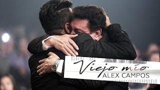 "Viejo mío - Alex Campos - Momentos ""En vivo"" - Video oficial"