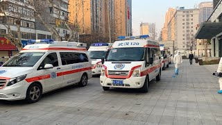 Live: Coronavirus patients move into Huoshenshan Hospital - part 2
