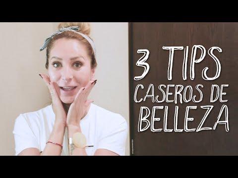 3 Tips De Belleza Caseros De Geraldine Bazán