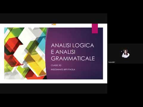 Download Paola4Kids: analisi logica e analisi grammaticale HD Mp4 3GP Video and MP3
