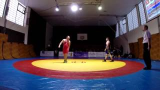 preview picture of video '130Kg GR Angelo Lord - Vakha Khunkarov'
