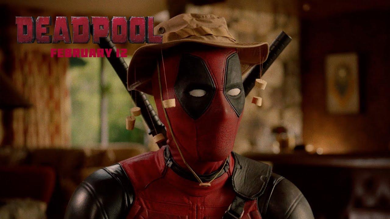 Deadpool - Rootin' For Deadpool