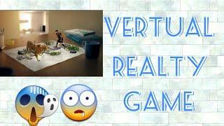 amazing vurtual reality game intresting
