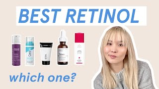Which is the best RETINOL for you?  ✅