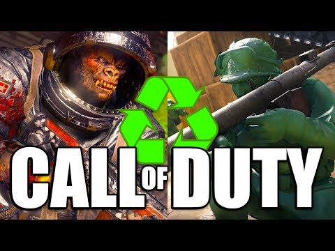 """The NEW """"Call Of Duty Cycle"""""""