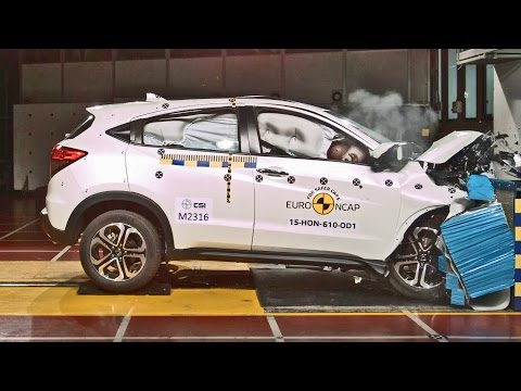 ► 2016 Honda HR-V Crash Test
