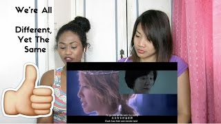 Jolin Tsai-We're All Different, Yet The Same | Reaction