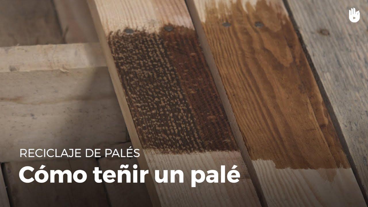 C mo te ir la madera reciclaje de madera de pal s sikana - Reciclaje de pales ...