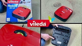 From My Archives -  Vileda VR 101 Robotic Vacuum First Look