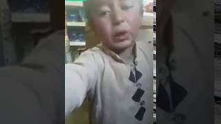 Pathan child speaking Urdu with shopkeeper asking for baby's feeder-Best Fun Vines-try not to laugh