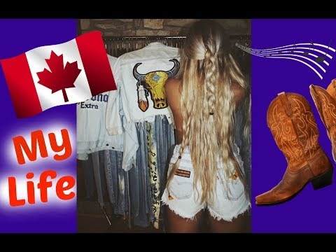 My Life Update- Canadian Boys, Country Concerts & More