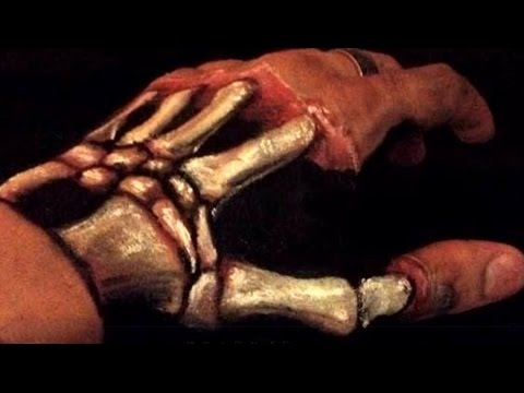 看起來超痛啊!立體錯覺畫如果畫在手上!?