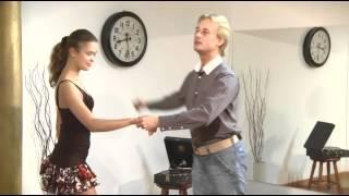 Смотреть онлайн Танец румба для начинающих