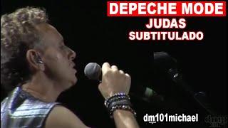 Depeche Mode Judas Subtitulado