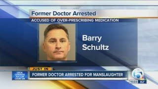 Former local doctor arrested for manslaughter