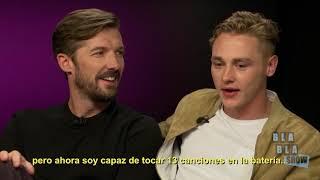 """Entrevista con el elenco de la cinta """"Bohemian Rapsody"""""""