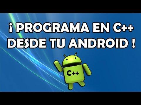 La Mejor App para programar en C / C ++  en Android