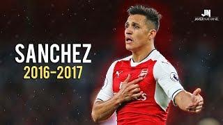 Alexis Sanchez - Sublime Dribbling Skills & Goals 2016/2017