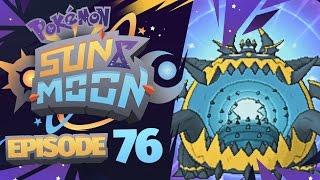 Guzzlord  - (Pokémon) - Pokémon Sun & Moon Let's Play w/ TheKingNappy! - Ep 76