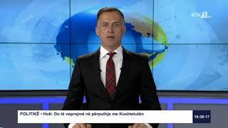Lajmet qendrore19:30 08.08.2020