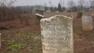 Abandoned Cemeteries Of Eastern Pennsylvania