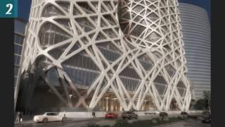 Futuristic Architecture By Zaha Hadid Architects