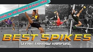 Best Sepak Takraw Spike 2018
