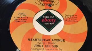 JIMMY DOTSON-HEARTBREAK AVENUE