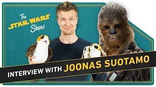 Joonas Suotamo a.k.a. Chewbacca Talks Solo: A Star Wars Story, Plus YOUR BB-8 Impressions!