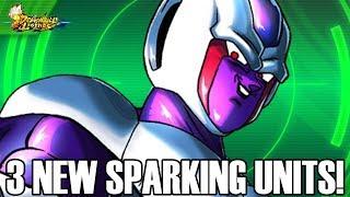 SPARKING COOLER, TURLES, & ONE HANDED SPIRIT BOMB GOKU!!! Dragon Ball Legends Info!