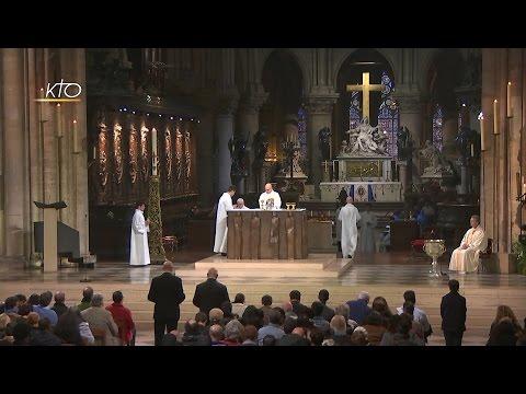 Messe du 7 mai 2017