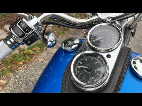 2002 Harley-Davidson FXDL  Dyna Low Rider® in Muskego, Wisconsin - Video 1