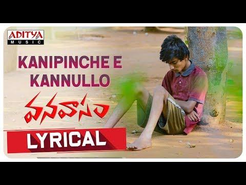 Kanipinche E Kannullo Lyrical | Vanavasam Songs | Naveenraj Sankarapu, Shashi Kanth