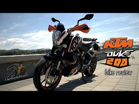 KTM 200 Duke bike review - 2WheelsEurope HD