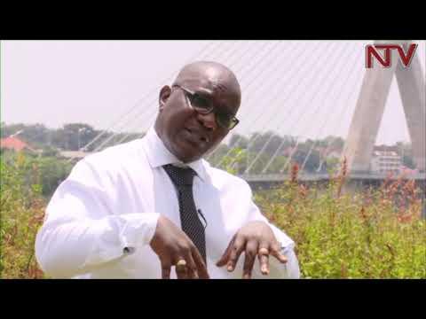 Meet David Luyimbazi, the man who designed the Source of the Nile bridge