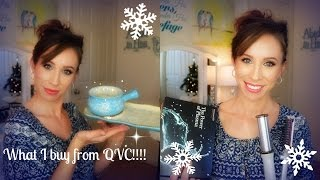 Chit-Chaturday   QVC:Christmas shopping from your couch!!!
