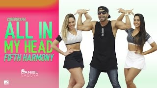 All In My Head (Flex) - Fifth Harmony | Macy Kate Cover - Cia. Daniel Saboya (Coreografia)