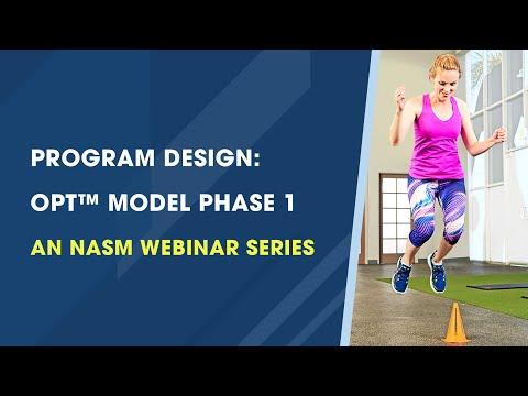 Program Design: Phase 1 Training - YouTube