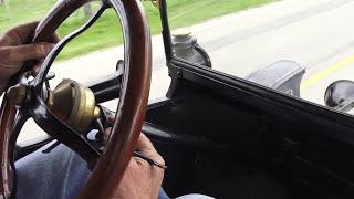 Смотреть онлайн Как выглядел Форд 1915 года