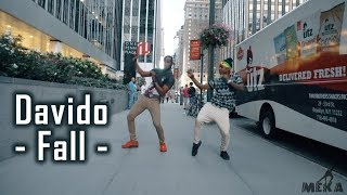 Davido   Fall (Official Dance Video) | Meka Oku & Wendell Choreography