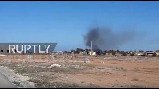 Libya:  Haftar-loyal MiG-23 shot down by militant fighters over Benghazi