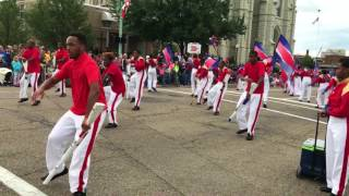 Chicago South Shore Drill Team   2017 Pro Football Hall of Fame Parade