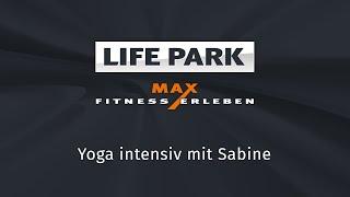 Kurs Yoga intensiv mit Sabine
