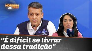 Bruna Torlay: Não é surpresa esse escândalo no Ministério da Saúde