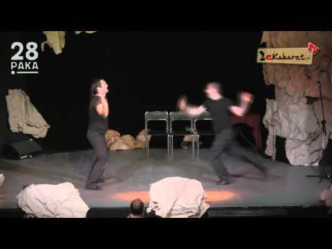 Kabaret Świerszczychrząszcz - Historia Kina