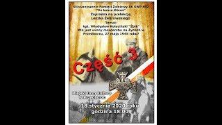 """Leszek Żebrowski: W obronie """"Żbika"""". cz. 3."""