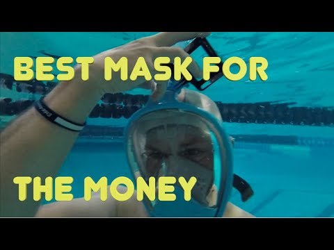 Cheapest Snorkel Mask (2018)