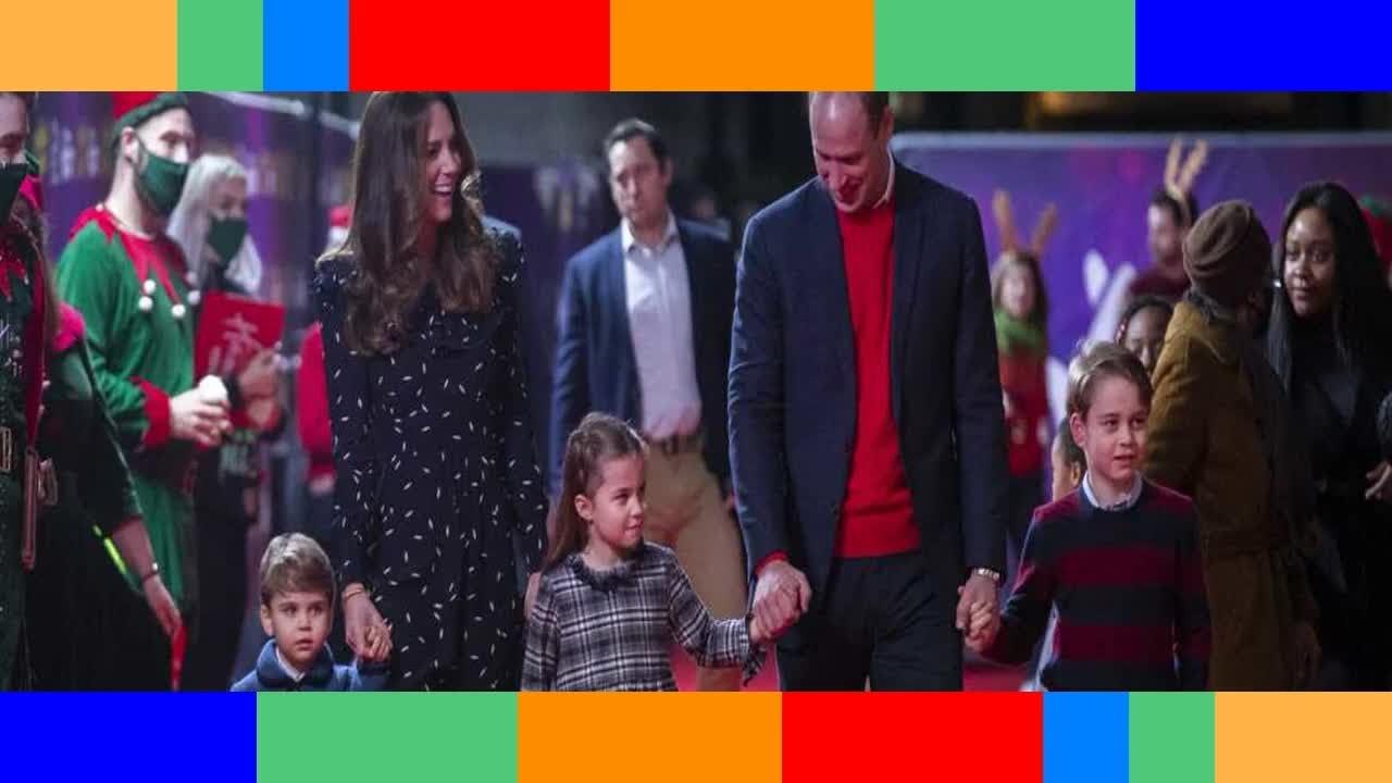 «Si vous demandez à ma fille…» l'adorable confidence du prince William sur Charlotte