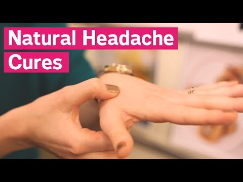Video 3 Natural Headache Cures