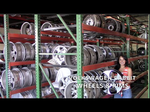 Factory Original Volkswagen Rabbit Rims & OEM Volkswagen Rabbit Wheels – OriginalWheel.com